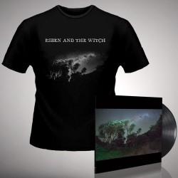 Esben And The Witch - Bundle 3 - LP gatefold + T-shirt bundle (Men)