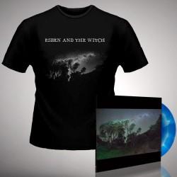 Esben And The Witch - Bundle 4 - LP gatefold coloured + T-shirt bundle (Men)
