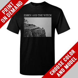 Esben And The Witch - Nowhere - Print on demand