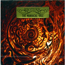 Esoteric - The Maniacal Vale - DOUBLE CD