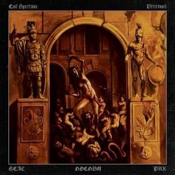 Evil Spectrum - Uttertomb - Heic Noenum Pax - LP COLOURED