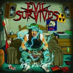 Evil Survives - Metal Vengeance - LP