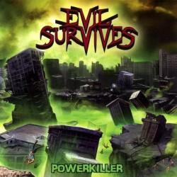 Evil Survives - Powerkiller - LP