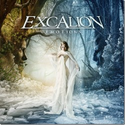 Excalion - Emotions - CD DIGIPAK