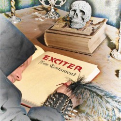 Exciter - New Testament - CD