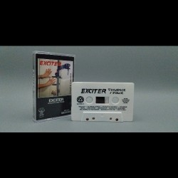 Exciter - Violence And Force - CASSETTE