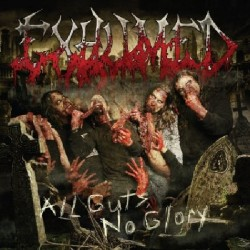 Exhumed - All Guts, No Glory - CD
