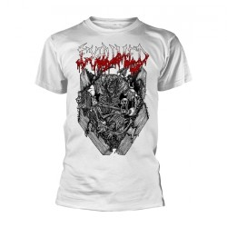 Exhumed - Casket Crusher - T-shirt (Homme)