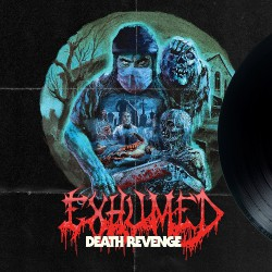 Exhumed - Death Revenge - LP