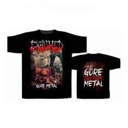 Exhumed - Gore Metal Redux - T-shirt (Homme)