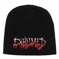 Exhumed - Logo - Beanie Hat