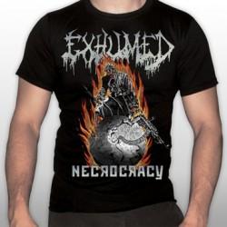 Exhumed - Necrocracy - T-shirt (Men)