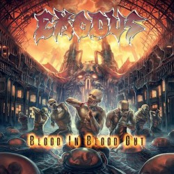 Exodus - Blood In Blood Out - CD
