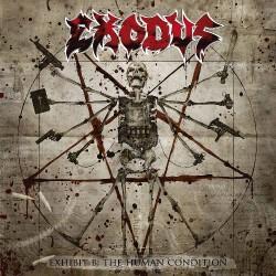 Exodus - Exhibit B: The Human Condition - DOUBLE LP GATEFOLD COLOURED