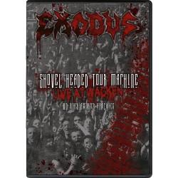 Exodus - Shovel Headed Tour Machine - DOUBLE DVD
