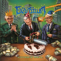 Explosicum - Living's Deal - CD