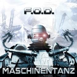 F.O.D. - Maschinentanz - CD