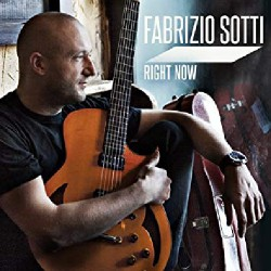 Fabrizio Sotti - Right Now - CD DIGIPAK
