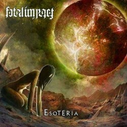 Fatal Impact - Esoteria - CD