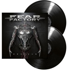 Fear Factory - Genexus - DOUBLE LP