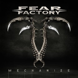 Fear Factory - Mechanize LTD Edition - CD DIGIPAK SLIPCASE
