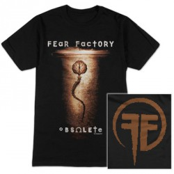 Fear Factory - Obsolete - T-shirt (Men)