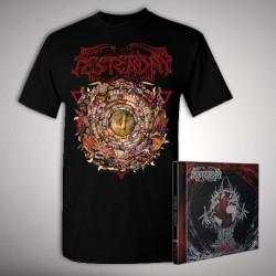 Festerday - iihtallan - CD + T-shirt bundle (Homme)