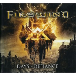 Firewind - Days Of Defiance - CD DIGIBOOK