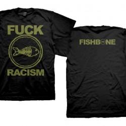 Fishbone - Fuck Racism - T-shirt (Homme)