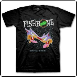 Fishbone - Intriniscally Intertwinded - T-shirt (Homme)