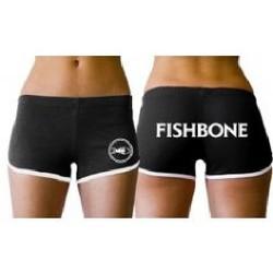 Fishbone - Logo - Booty Short (Femme)