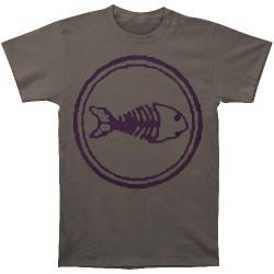 Fishbone - Purple Logo - T-shirt (Homme)