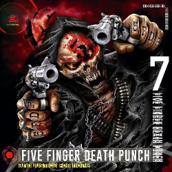 Five Finger Death Punch - And Justice For None - DOUBLE LP Gatefold
