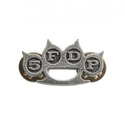 Five Finger Death Punch - Logo - METAL PIN