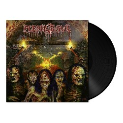 Fleshcrawl - As Blood Rains From The Sky, We Walk The Path Of Endless Fire - LP