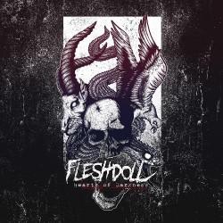 Fleshdoll - Hearts Of Darkness - CD DIGIPAK
