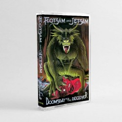 Flotsam And Jetsam - Doomsday For The Deceiver - CASSETTE