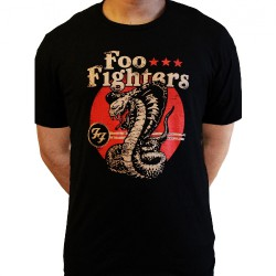 Foo Fighters - Cobra - T-shirt (Homme)