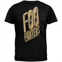 Foo Fighters - Slanted Logo - T-shirt (Homme)