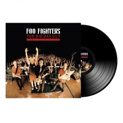 Foo Fighters - The Big Day Out - DOUBLE LP Gatefold