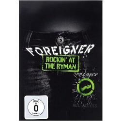 Foreigner - Rockin' At The Ryman - DVD SUPER JEWEL
