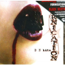 Fornication - D N hAte - CD
