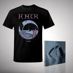 Foscor - Els Sepulcres Blancs - CD DIGIPAK + T-shirt bundle (Homme)
