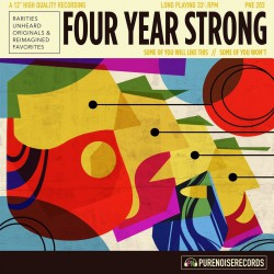 Four Year Strong - Some Of You Will Like This / Some Of You Won't - CD