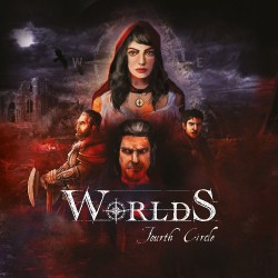 Fourth Circle - Worlds - CD