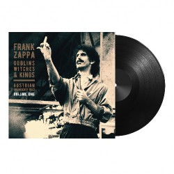 Frank Zappa - Goblins, Witches & Kings Vol.1 - DOUBLE LP Gatefold