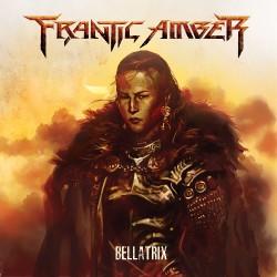 Frantic Amber - Bellatrix - CD