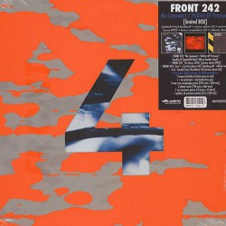 Front 242 - No Comment / Politics Of Pressure - LP BOX