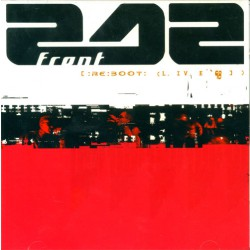 Front 242 - Reboot Live '98 - CD