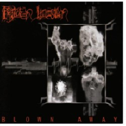 Frozen Illusion - Blown away - CD
